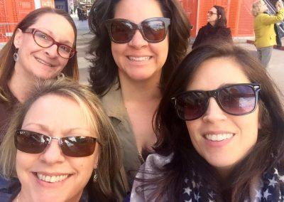 Kimberly Murphree, Laurie Roberts, Elissa Sexton, Malita Jones