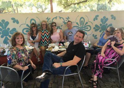 Curtis Reddehase, Audrey Serenil, Terry Ann Miller, Kirk Mancill