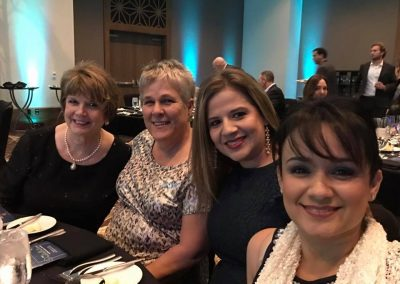 Dotti Driver, Audrey Serenil, Casandra Martinez